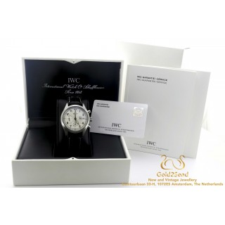 IWC Box and Papers Pilot Fliegerchronograph 39mm