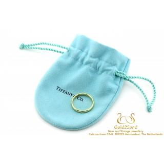 Tiffany & Co Classic 58 Ring 18K Yellow Gold
