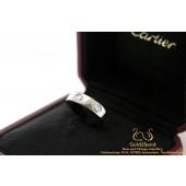 Love ring Cartier 6 diamonds B4026000 witgoud 18 karaat