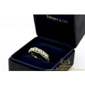 Sixteen Stone Ring Tiffany & Co Schlumberger 18 karaat goud met platina