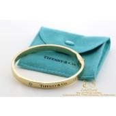 Tiffany & Co Hinged Bangle Rosegoud 18K diamant