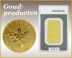 Goudproducten